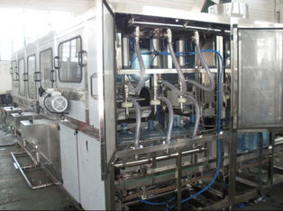 China Automatic Crown Cap Beverage Filling Machine Juice Bottling Equipment supplier