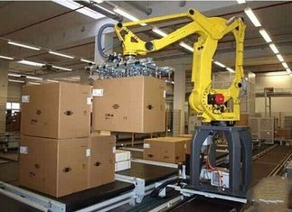 China 380V 50HZ Electric Robot Packaging Machines Automatic Packing Machine supplier