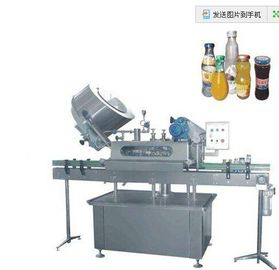 China Electric Beverage Packaging Machine PLC Control 304 Stainless Steel Surface supplier