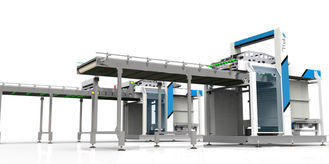 China Stainless Steel Can Packaging Machinery Package Machine For Retort System supplier