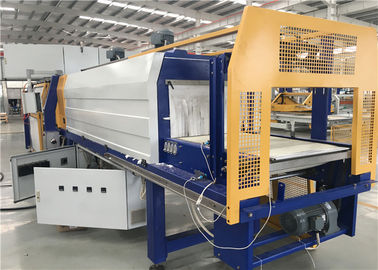 China High Efficiency Can Packaging Machine Self Supporting Frame With Sliding Doors supplier