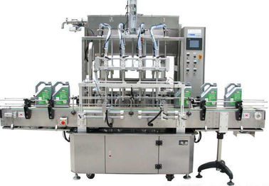 China Liquid Beverage Filling Equipment Labeling Machine For Fruit Juice Filling supplier