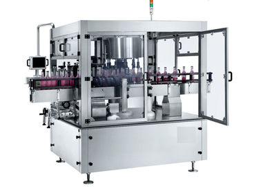 China SPC Series Bottle Labeling Equipment Cold Glue For Wine Beer Seasoning supplier