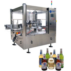 China Fully Automatic Bottle Labeling Machine Cold Glue Labeling Machine supplier