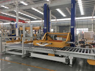 China Palletiser Case Palletizer Equipment With TR / Nsk Waterproof Bearings factory