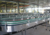 China Stainless Steel PET Bottle Beverage Conveyor Systems 2000 BPH - 36000 BPH factory