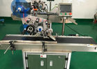 China Horizontal Round Bottle Labeling Machine Full Automatic In Production Line factory
