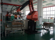 China High Speed 5 Gallon Robotic Palletising Automatic Palletizer Machine factory
