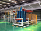 CE Approved Can Packaging Machine Automatic Palletizer Machine 380V 3P