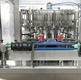 Automatic Food Filling Machine Tin Can Filling Machine  Energy Saving