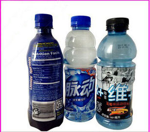 Eco Friendly Shrink Label Shrink Packaging Material Water Bottle Shrink Sleeve