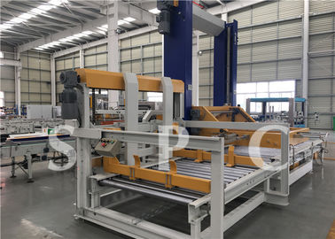 Empty Can Packaging Machine Automatic Palletizing Machine Tin Can Palletizer