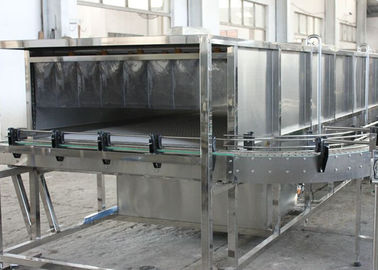 Beverage Processing Machinery Vacuum Cooling Machine Spray Cooling Tunnel