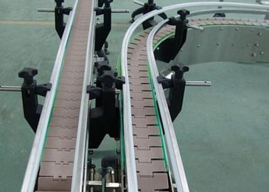 Fully Automatic Aluminum Can Belt Conveyor System 250ml 330ml 500ml 1L