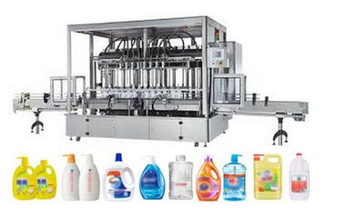 High Viscosity Beverage Packaging Machine Beverage Bottling Equipment