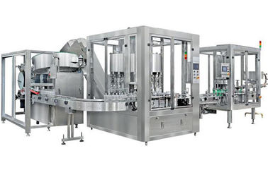 High Viscosity Carbonated Beverage Filling Machine For Packing Line